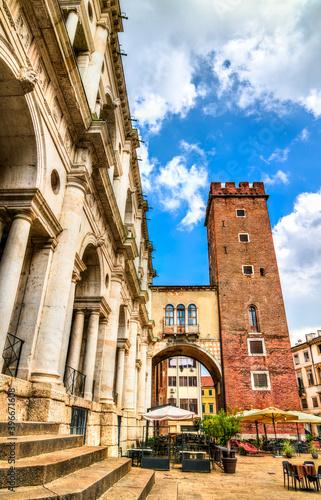 Cuadros en Lienzo Basilica Palladiana in Vicenza, UNESCO world heritage in Italy
