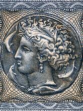 Arethusa A Portrait From Old Grrek Money