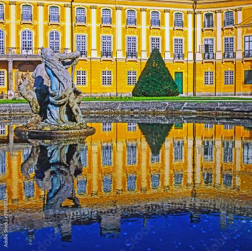 Palace Eszterhazy, Hungary Canvas Print