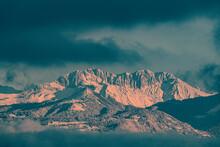 Montagna, Neve, Nevicata, Alpi...