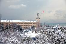Selimiye Barracks In Harem , Turkey