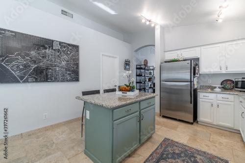 Fototapeta Interior Modern Kitchen obraz na płótnie