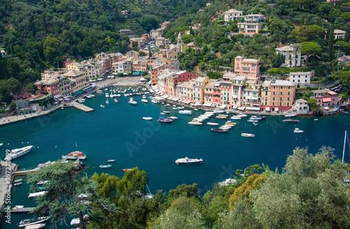 Fototapety, obrazy: Portofino, Ligurien, Italien