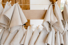 Handkerchief For Tears On Eco Friendly Wedding