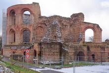 Imperial Baths - Ruins Of Ancient Baths