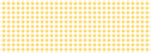 Yellow Fabric Pattern Texture - Background For Your Design