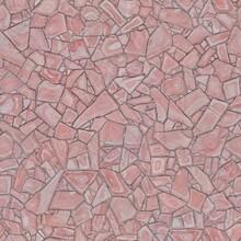 Decoraive Cobblestones Texture