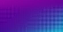 Abstract Vector Background. Halftone Gradient Gradation. Vibrant Texture.