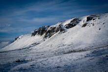 Rocks And Snow, Langstrothdale