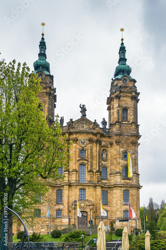 Fotografia, Obraz Basilica of the Fourteen Holy Helpers, Germany