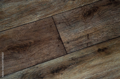 Fototapeta Wooden parquet plank texture closeup for background obraz na płótnie
