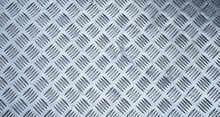 The Texture Of The Aluminum Surface With Notches