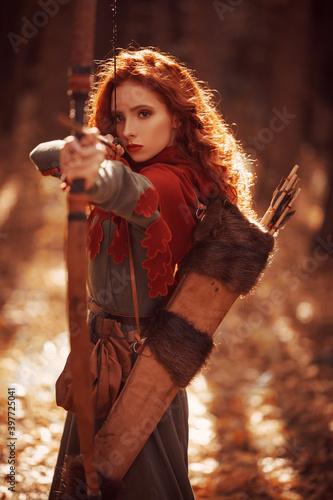 Photo heroine of the novel