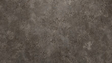 Grey And Brown Chipped Concrete Wall Background. Grunge Stone Background Wallpaper Texture.