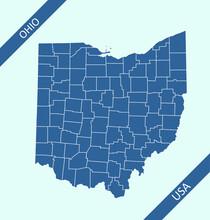 Ohio County Map