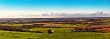 Dunstable Downs Panoramic View