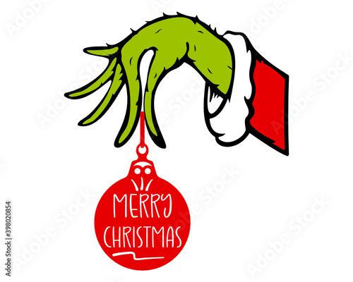 Merry Christmas Grinch Hand svg, Christmas 2020 svg, Grinch svg, Christmas svg, 2020 stink stank stunk SVG,EPS,PNG, Digital File Download