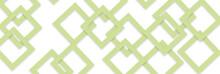 Abstrakter Hintergrund In Weiss Und Grün Mit Geometrischen Elementen Für Präsentationen In Business, Seminare, Logos Und Banner