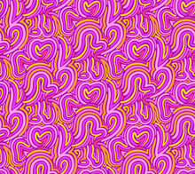 Jelly Beans Seamless Pattern
