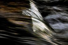Water Flowing Over Rocks