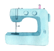 Sewing Machine Mint Color