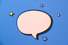 Paper Craft Comic Speech Bubbles