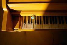 Yellow Piano