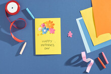 Mother's Day Card - Handmade Crafts