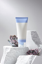 Mockup Product Package Tube Container Design
