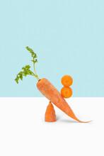 Balancing Fresh Carrot Composition.