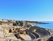 Roman Amphitheater in Tarragona, Catalonia, Girona