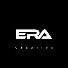 ERA Letter Initial Logo Design Template Vector Illustration