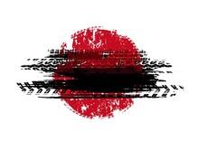 Grunge Offroad Stamp