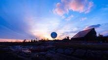 Big Nickel Sunset