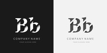 B Logo Serif Upper And Lower Case