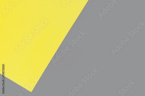 Fototapeta Colors 2021 - Gray and Yellow