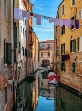 Waschtag In Venedig