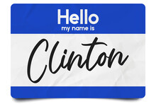 Hello My Name Is Clinton