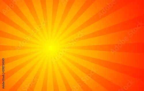 Canvas Print sfondo, grafica, raggi, flash