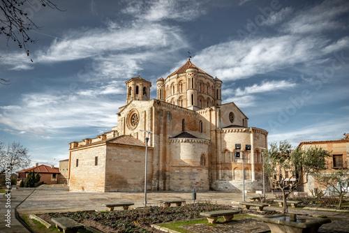 Iglesia colegiata de Toro en Zamora España Europa