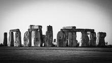 Famous Stonehenge In England - Travel Photography