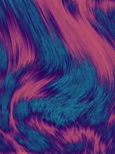 Pixel Sort Abstract Background