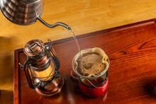 新鮮焙煎コーヒー Authentic Coffee To Enjoy Outdoors
