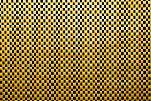 Gold Background With Seamless Repeating Pattern. Simple Pattern Texture.
