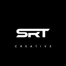 SRT Letter Initial Logo Design Template Vector Illustration