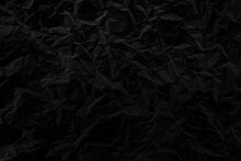 Texture Paper Old  Black Style Vintage Cardboard Sheet Of Empty Dark Background.