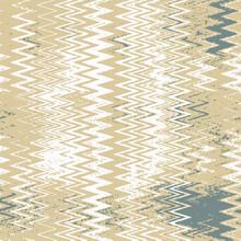 Geo Pattern, Japanese Kimono Female Organic Texture. Wabi Sabi, Tie Dye, Ikat Geisha Fashion Pattern. Trendy Cool Asian Boho Geo Pattern Fashion Summer Background Retro Vintage Asian Kimono Texture