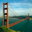 Golden Gate Bridge , California