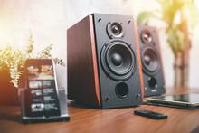 Bluetooth Speaker, Home Entertainment