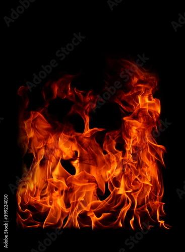 Fototapety, obrazy: fire elements